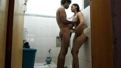 India culona en la ducha video Sexo amateur