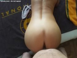 Gran enculada a lo perrito video Sexo amateur